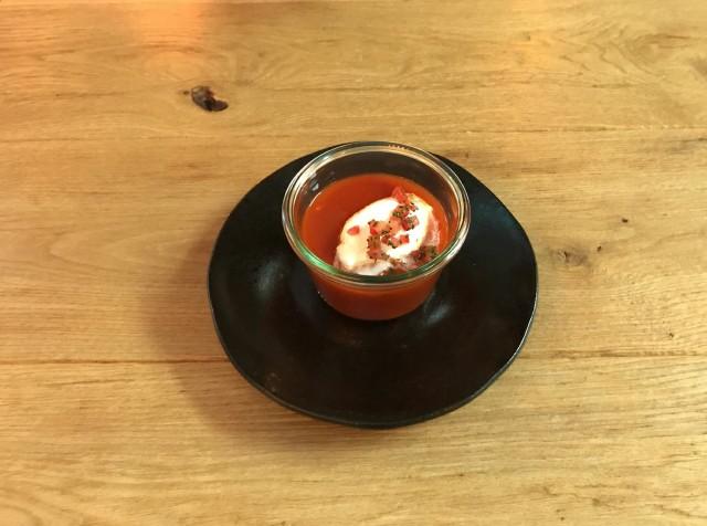 Legerjeep buffet uitgebreid met soep