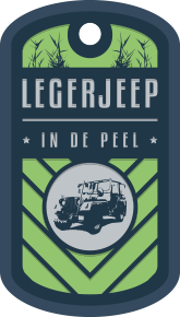 Legerjeep in de Peel